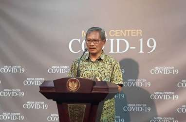 Jubir Covid-19 Achmad Yurianto Raih Penghargaan PR of The Year