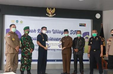 Bea Cukai Hibahkan Puluhan Ton Bahan Kebutuhan Pokok Hasil Penindakan kepada Pemerintah Provinsi Kepulauan Riau