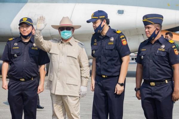 Importasi Bantuan Alat Kesehatan Terus Difasilitasi, Menteri Pertahanan Prabowo Berikan Apresiasi