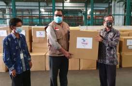 Taiwan Sumbang Masker Medis, Berharap Atasi Pandemi Lebih Awal