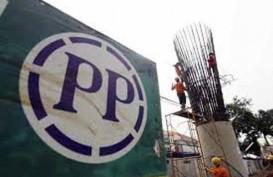 PP (PTPP) Usulkan Restrukturisasi Utang Rp3,89 Triliun dan Divestasi Rp1,25 Triliun
