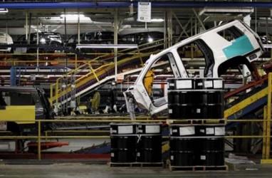 SUV Besar Rayakan Restart Pabrik GM