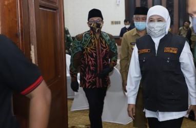 Pemprov Jatim Gandeng TNI-Polri Terapkan Kampung Tangguh Covid-19 di Surabaya