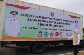 Pemprov Jatim Siapkan 4 Dapur Umum untuk PSBB Malang Raya