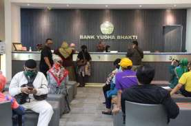 Bank Yudha Bhakti Salurkan Rp 86,5 Miliar Bayar THR…