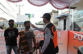 Pembatasan Kegiatan Masyarakat Kota Denpasar, Petugas Kekurangan Alat