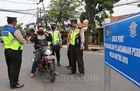 Ini Ringkasan Sanksi dan Teknis Pergub Larangan Keluar-Masuk Jakarta