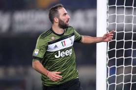 Penyerang Juventus Gonzalo Higuain Akhirnya Kembali…