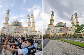 BERITA FOTO : Mengejar Sepuluh Hari Terakhir Ramadan saat Pandemi Covid-19
