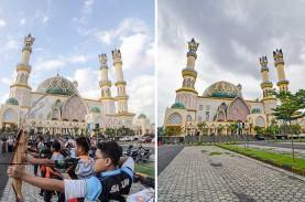BERITA FOTO : Mengejar Sepuluh Hari Terakhir Ramadan…