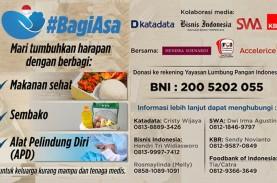 Foodbank of Indonesia (FOI) dan Media Salurkan Donasi…