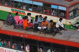 Terapkan Lockdown, India Malah Cetak 3.787 Kasus Positif…