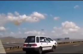 Jet Tempur F-22 Raptor AS Jatuh, Pilot Selamat Pakai…
