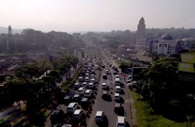 Arus Lalu Lintas Arah Puncak-Cianjur Melonjak, 100 Kendaraan per 5 Menit