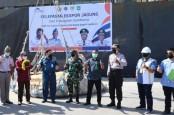 Entitas Triputra Group Ekspor Jagung ke Filipina