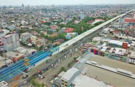 Pekerjaan Jalan Tol Layang A.P Pettarani Makassar Masuki Tahap Akhir