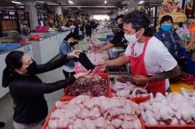 Waduh, Puluhan Pedagang di Dua Pasar Ini Berjualan…