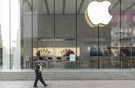 AS Larang Impor Huawei, Apple Bisa Kena Apesnya