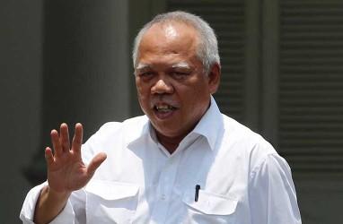Menteri PUPR 'Tantang' Para Kontraktor Jalan Tol
