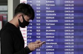 Turun Drastis, Bandara Soetta Hanya Layani 150 Penerbangan per Hari