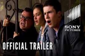 Sinopsis Goosebumps, Film Komedi Horor Legendaris