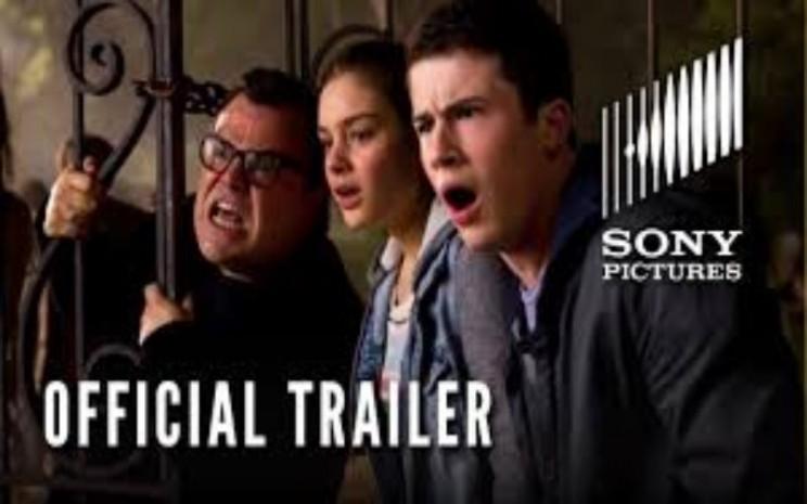Goosebumps. -  Sony Pictures