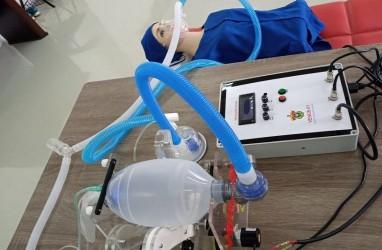 Unhas Ciptakan Ventilator untuk Penanganan Pasien Corona