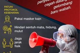 Wabah Belum Berakhir, #MediaLawanCovid19 Serukan Jangan Lengah!