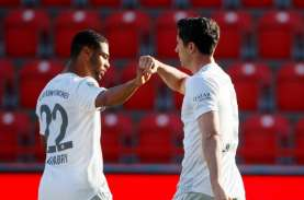 Hasil Pertandingan Liga Jerman, Bayern Munchen vs…