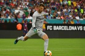 Ingin Rekrut Neto dari Barcelona, Arsenal Bersaing…