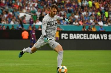 Ingin Rekrut Neto dari Barcelona, Arsenal Bersaing dengan 6 Klub