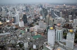 Ekonomi Thailand Terkontraksi Pertama Kali Sejak 2014