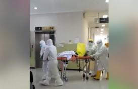 Hamil 4 Bulan, Perawat di Surabaya ini Positif Corona, Ditangisi saat Evakuasi
