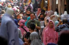 Setelah di Sarinah, Kini Keramaian Terjadi di Pasar Tanah Abang Meski PSBB Covid-19