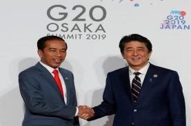Jepang Resesi, Pamor PM Shinzo Abe Jatuh ke Level…
