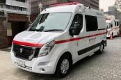 Nissan NV400, Ambulans Pertama Niremisi di Jepang