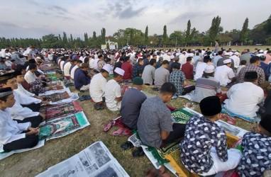 Salat Idulfitri Boleh Berjamaah di Masjid, Asal...