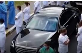 Kunjungi Rumah Sakit, PM Belgia Terima Sambutan Dingin dari Pekerja Medis