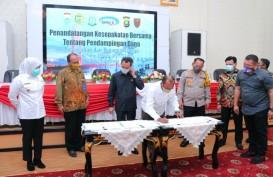 PSBB Palembang Batasi Jadwal Kerja 5 Jam dengan Protokol Corona