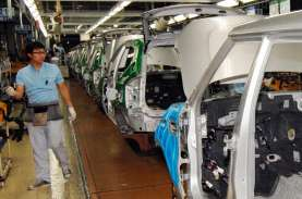 Indonesia Berpeluang Pasok Komponen Otomotif ke Korsel