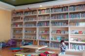 Berawal Dari Hobi, Wanita Ini Hadirkan Perpustakaan Ramah Keluarga