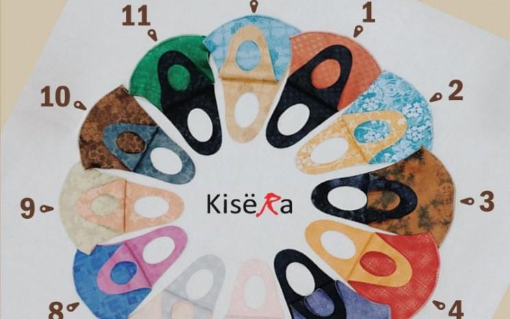 Masker fashion dari Kisera