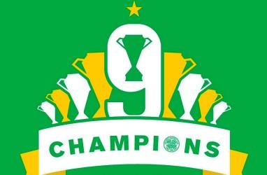 Glasgow Celtic Resmi Dinobatkan Jadi Juara Liga Skotlandia