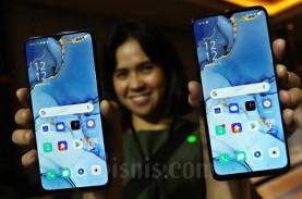 Ponsel China di Indonesia, Vivo Alami Lonjakan Pengiriman…