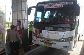 Nekat, Bus AKAP Asal Medan Bawa Penumpang Mau Mudik…
