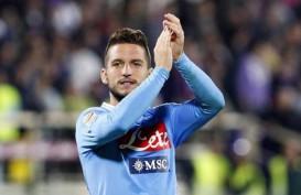 Begini Siasat Napoli agar Dries Mertens Tidak ke Inter Milan