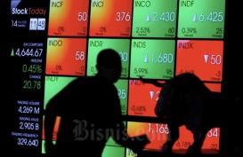 IHSG Sesi I: Asing Bukukan Net Sell Rp2 Triliun, Terdorong Investor Domestik