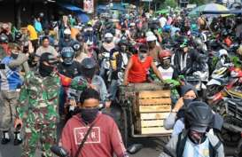 Warga Padati Pasar Jelang Idulfitri, Ini Respons Presiden Jokowi