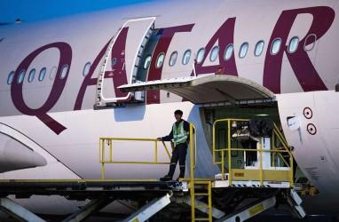 Qatar Airways Terapkan Normal Baru, Awak Kabin Pakai APD