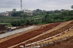 Penanganan Dampak Longsor di Jalan Tol Cipularang…